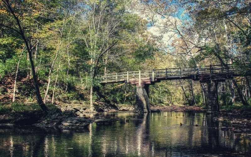 Clifton Gorge Trail, Clifton Gorge State Nature Preserve