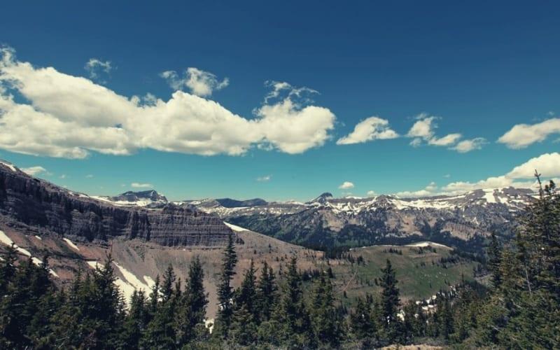 Granite Canyon & Marion Lake Trail