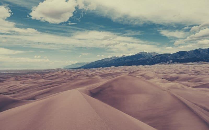 High Dune And Star Dune