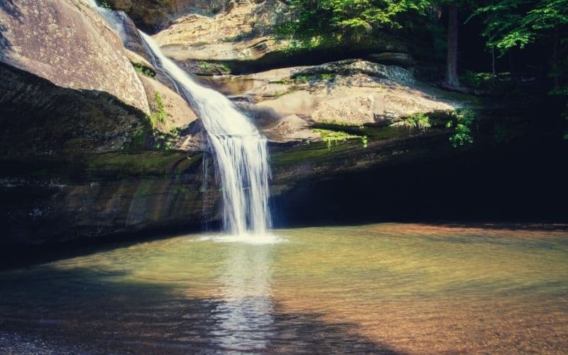 Old Man's Cave To Cedar Falls, Hocking Hills State Park
