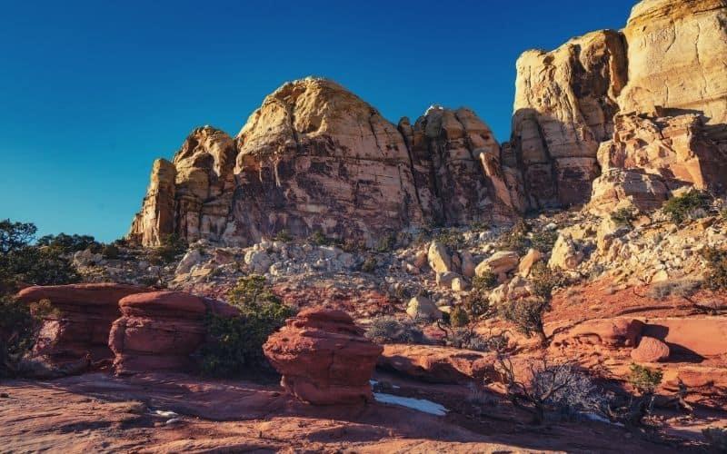 Rim Overlook Trail_Navajo Knobs Trail