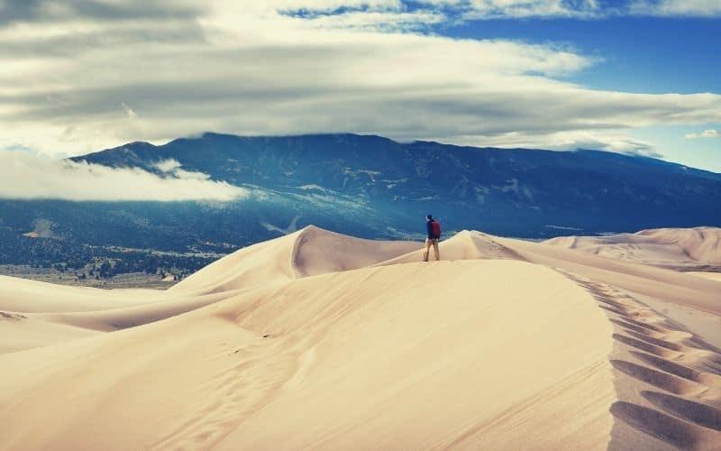 Sand Dunes Loop