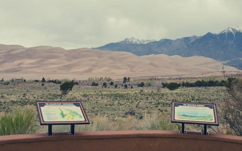 Sand Ramp Trail