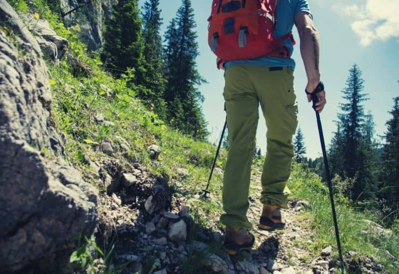 best hot weather hiking pants - featimg