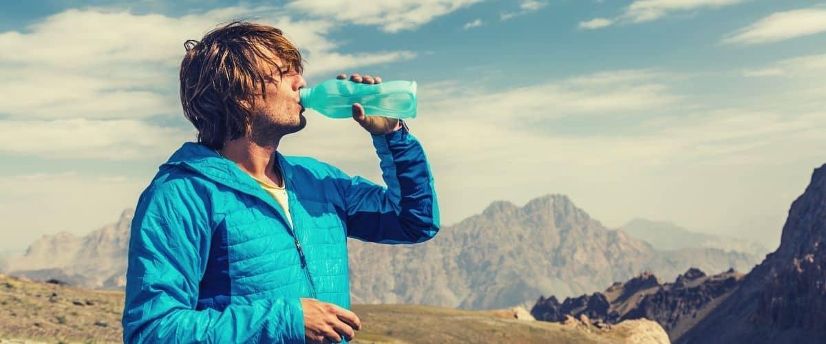 hiking hydration Header Image