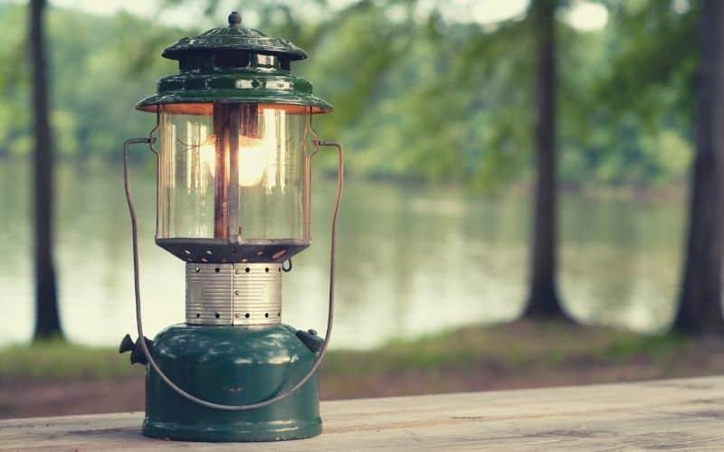 liquid fuel lantern